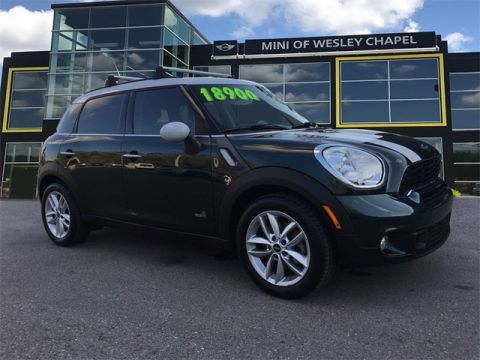 Pre-Owned 2014 MINI Cooper S Countryman ALL4