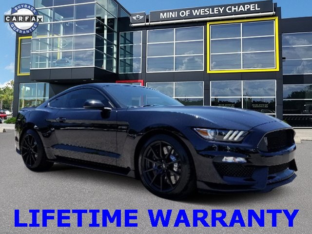Pre Owned 2017 Ford Mustang Rwd Shelby Gt350 In Wesley Chapel 5527013 Mini Of