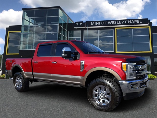 Pre-Owned 2019 Ford F-350SD King Ranch