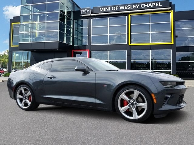 Pre Owned 2017 Chevrolet Camaro Ss 2d Coupe In Wesley Chapel