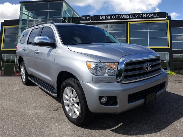 Pre Owned 2016 Toyota Sequoia Platinum