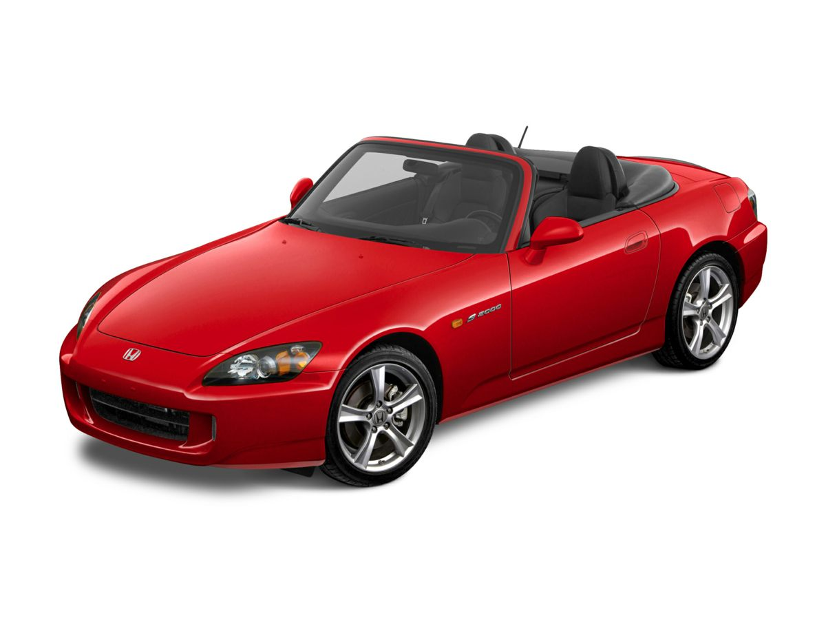 PreOwned Honda S Base D Convertible In Wesley Chapel - 2008 s2000