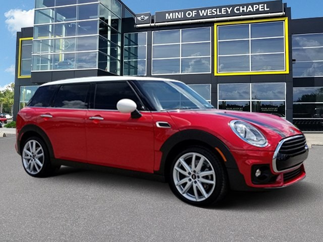 Pre Owned 2016 Mini Cooper Fwd Clubman In Wesley Chapel G2b28082