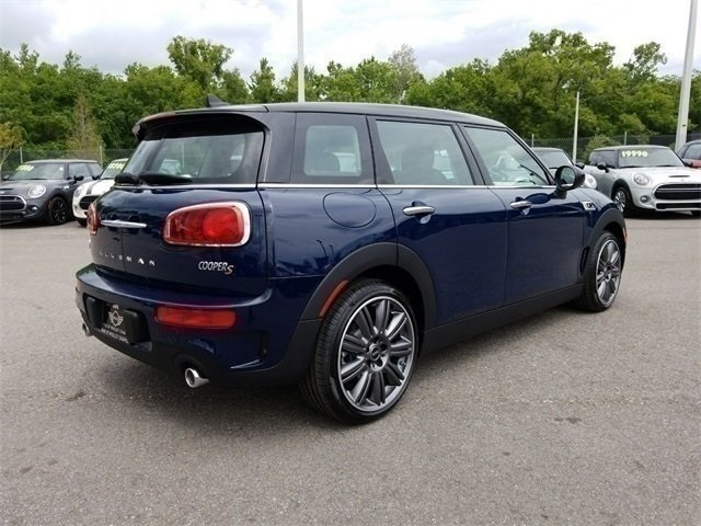 New 2018 Mini Clubman Fwd Clubman In Wesley Chapel 2e51340 Mini