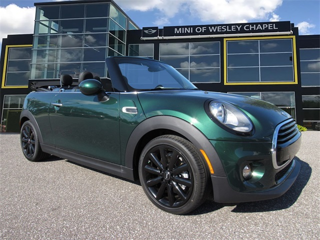 Certified Pre-Owned 2017 MINI Convertible Cooper
