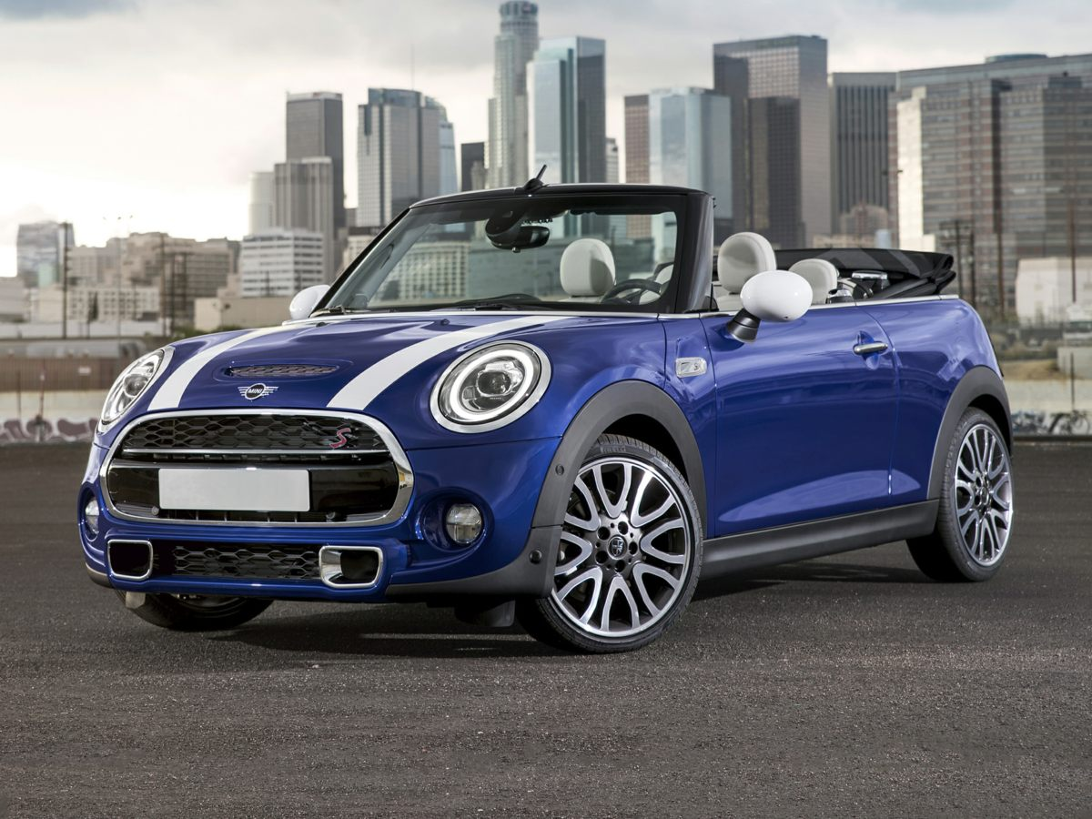 New 2019 Mini Convertible Fwd Classic In Wesley Chapel 3e22825
