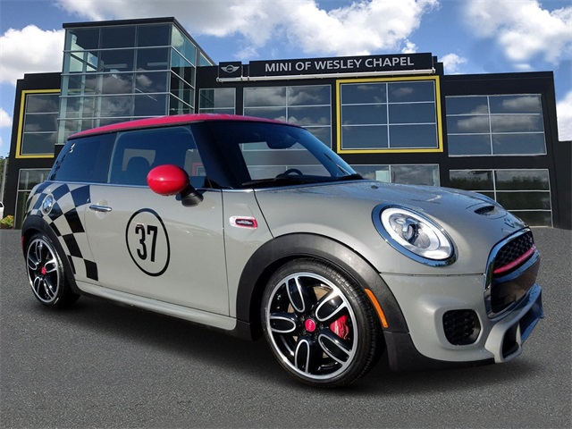 Pre-Owned 2017 MINI John Cooper Works Base