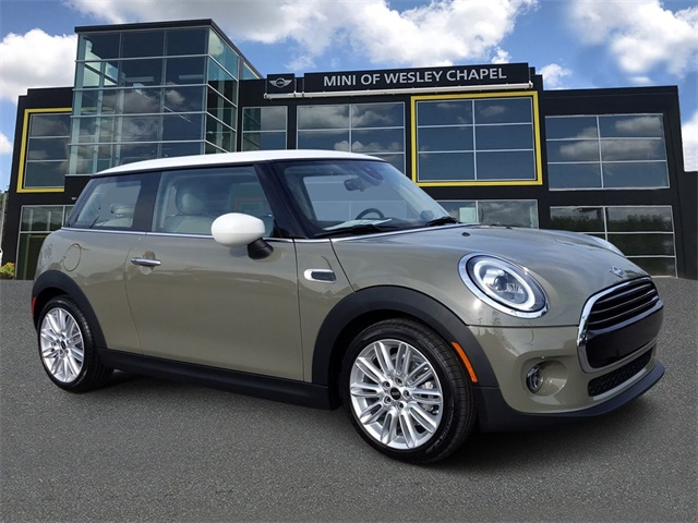New 2021 MINI Hardtop 2 Door Iconic