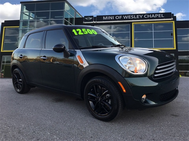 Pre-Owned 2013 MINI Countryman Cooper