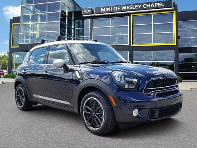 Certified Pre Owned 2016 Mini Cooper S Countryman Base