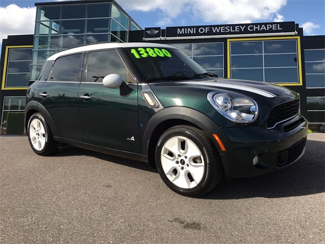 Pre-Owned 2012 MINI Countryman Cooper S