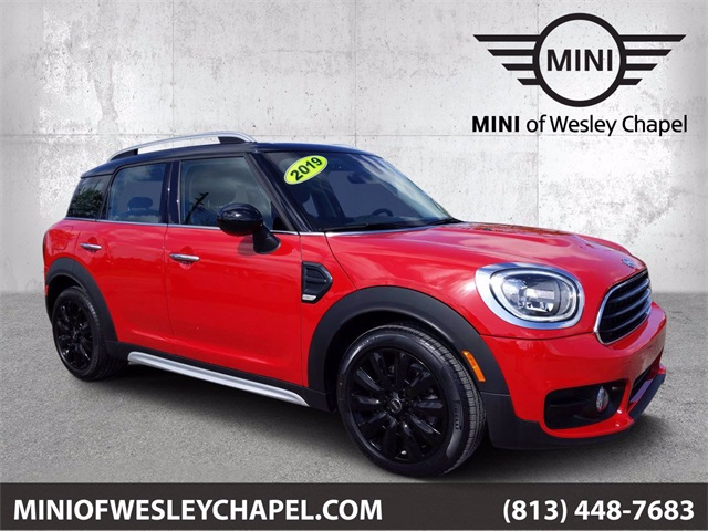 Pre-Owned 2019 MINI Cooper Countryman Signature