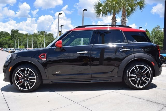 New 2018 MINI John Cooper Works Countryman 4D Sport Utility in