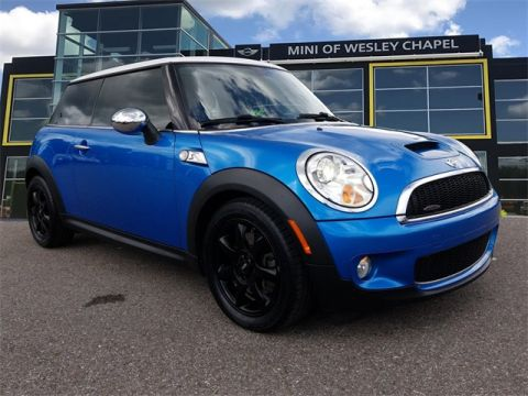 Pre-Owned 2007 MINI Hardtop 2 Door Cooper S