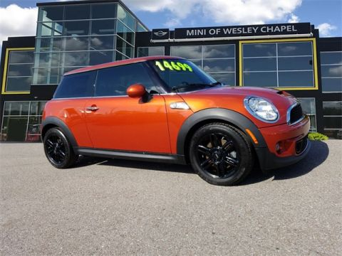 Pre-Owned 2013 MINI Hardtop 2 Door Cooper S