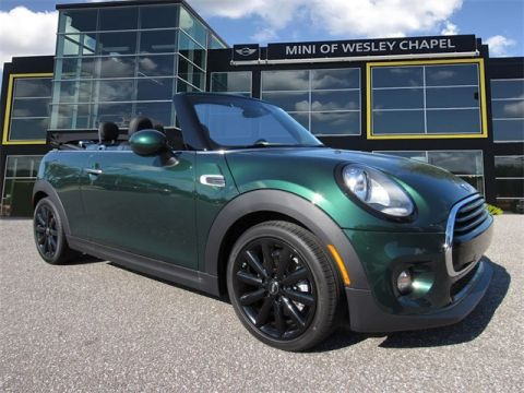 Certified Pre-Owned 2017 MINI Cooper Convertible
