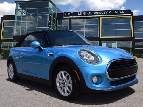 New 2017 MINI Cooper Convertible