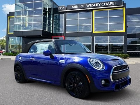 New 2019 MINI Convertible Base
