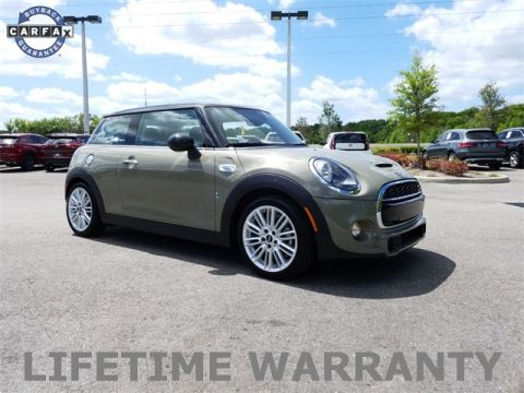 Certified Pre-Owned 2019 MINI Cooper S Base