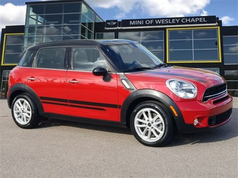 Pre-Owned 2015 MINI Cooper S Countryman