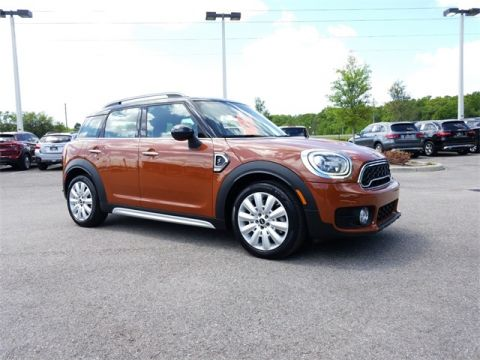Certified Pre-Owned 2019 MINI Cooper S Countryman Base